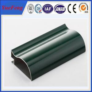 Quality best price aluminium frame sliding glass window,powder coating/anodized for sale