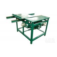 MJ243 circular sliding table panel saw machine 220v price for cutting panel Manufactures
