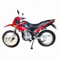 China 200/250cc Dirt Bike with Kick/Electric Start and 12.0kW/7,500r/min Maximum Power on sale