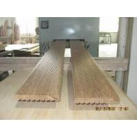 Outdoor Strand Woven Bamboo Decking (01) Manufactures