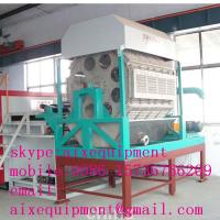 high efficiency pulp egg tray forming machine/egg tray making machine Manufactures