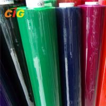 Colorful Pvc Plastic Sheet Roll / Flexible Pvc Film 0.08mm-0.5mm Thick 120-200cm Manufactures