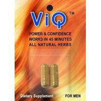 Private Label For ViQ Male Penis Enlargement Pill,  Libido for man Manufactures