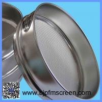 Stainless Steel Laboratory Soil Testing Sieve Manufactures