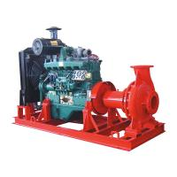 1000GPM Diesel Engine Fire Pump Anti Corrosive Coating Impeller Agricultural Irrigation Manufactures