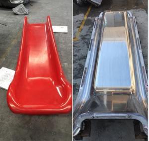 rotational slide mold, aluminum slide mold rotational molding Manufactures