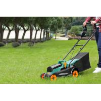 China 40V LI-ION Battery Grass Cutting Machine / 32cm Recharge Electric Lawn Mower on sale