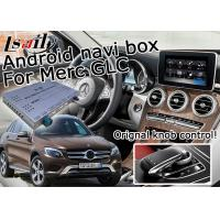 China Mercedes Benz Glc Android Gps Navigation Box Android 6 Core Cpu 3GB RAM on sale