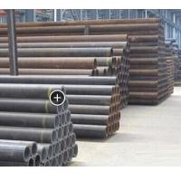 ASTM JIS Oiled Seamless Steel Pipes tube For Pile Driving Project , OD20-1626mm Manufactures