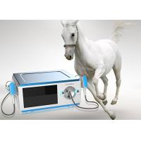 China Pain Reduce Low Noise Horse Shockwave Machine For Horses Medical Device on sale