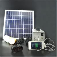 20w portable solar panel system for home Manufactures