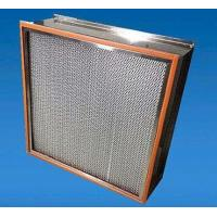 99.99% High Efficiency Particulate Air Hepa Filter H13 H14 For Spray Booth Manufactures