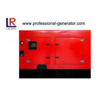 China 500 kVA Water Cooled Silent Diesel Generator Set 400kw with BV Approved on sale