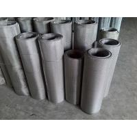 China Hastelloy Alloy Wire Stainless Steel Woven Wire Mesh SS304 316 For Extruder Screens on sale