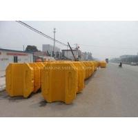 China Plastic marine floaters plasitc hdpe/mdpe/ldpe dredging floaters on sale