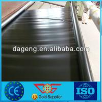0.5mm HDPE Geomembrane Black For Environment Protection PE / Mining Manufactures