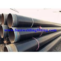 China Welded F55 Duplex Stainless Steel Pipe Stain Bright Or Mirror on sale