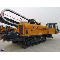 XCMG Horizontal Directional Drilling Rig Tools  Rock Bore XZ1000A Yellow Manufactures