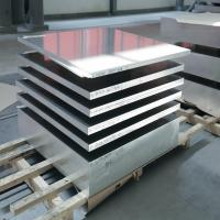Heat Resistant Aluminium Sheet Plate 1050 1060 1100 Alloy Anti Corrosion For Aircraft Manufactures