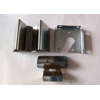 Durable Custom CNC Machined Parts Iron / Aluminum Welding And Drilling Services Manufactures