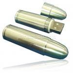Promotional Plastic Torpedo USB Flash Memory Disk, OEM Manufactures