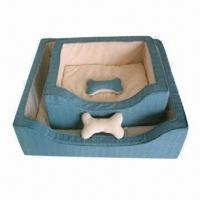 China Luxurious Dog Bed, Soft and Comfortable, Available in Various Sizes on sale