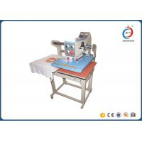 Quality Multicolor Automatic Heat Press Machine With Heating Plate Movable for sale