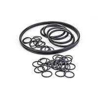 Non Standard D Ring Seal , PU / NBR Corrosion Resistance Breaker Backup O Ring Manufactures