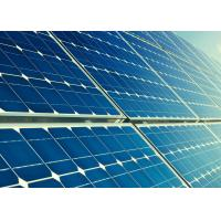 China Lightweight 72 Cell Solar Panel , Crystalline Solar Modules VDC System on sale