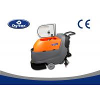 Hotel Cleaning Equipment Elactrical Wire Floor Scrubber Dryer Machine for all days Manufactures