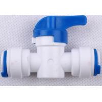 China Factory Quickly Fitting Hand Switch Valve Manufactures