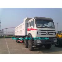 China Blue BEIBEN 40 Ton Dump Truck Heavy Duty Drum Truck OEM Service Available on sale