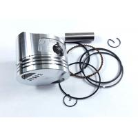 Aluminum Alloy Motorcycle Piston Kits And Ring 4 Strokes TMX155 ISO9001 Certificate Manufactures