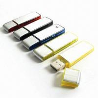 promotion plastic usb flash drive with your own brand Manufactures