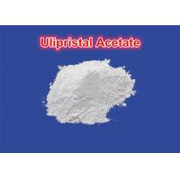 High Purity Commercial APIS CAS 126784-99-4 Ulipristal Acetate Pharma Grade Manufactures