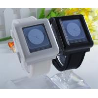 "2012 New Arrival!AOKE Watch Phone AK812 1.44 "" touch screen with AD hoc SOS  Manufactures"