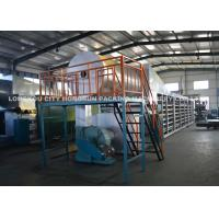 Roller Type Pulp Molding Machine , Egg Tray Making Machine 3000pcs/h Manufactures