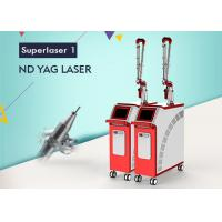 China Any Colors  Touch Screen Tattoo Removal Facial Rejuvenation Q-Swith ND Yag  Laser Beauty Machine on sale