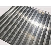 High Performance Aluminum Extrusion Fabrication Polishing 6063-T5 With 2 Meter Manufactures