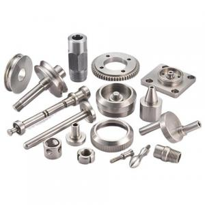 China STEP DXF Software Anoxiding 5 Axis 0.01mm Aluminum Machining Parts on sale