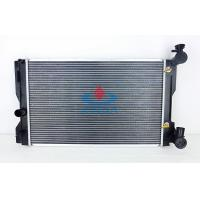 China COROLLA ZZE142 ' 08 Aluminium Car  Toyota Camry Radiator AT OEM 16400-22180 on sale