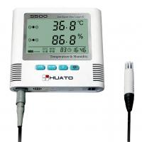 Event Data Logger With Screen : Led screen temperature humidity data logger smart