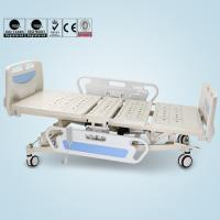 Easy Operation Electric Hospital Beds With Side Rails OEM /ODM Accepted Manufactures
