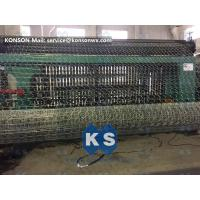 1.5kw Power Input Gabion Production Line , Gabion Box Machine Automatic Cutting Manufactures
