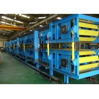 Rockwool Phenolic Pir Pu Sandwich Panel Production Line Double Belt Line