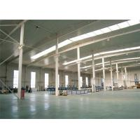 China Stable Structural Steel Frame Construction Prefabricated Warehouse Buildings on sale