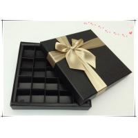 China hot-sale chocolate box with divides on sale