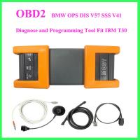 BMW OPS DIS V57 SSS V41 Diagnose and Programming Tool Fit IBM T30 Manufactures