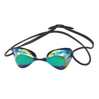 Multi Colors Competitive Swim Goggles , Mirror Lens Goggles For Racing Manufactures
