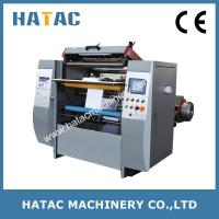China Fully Automatic Boarding Paper Parent Roll Slitting Machine on sale